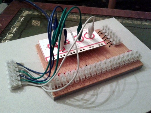 MaKey MaKey robustified