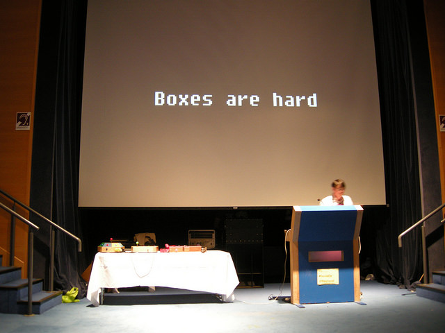 George Buckenham – Making videogames with squishy bits. Photo: Nikki Pugh